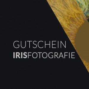 Gutschein Irisfotografie