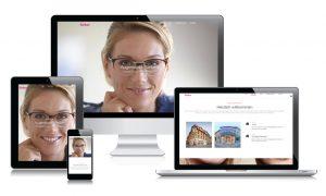 webdesign referenz optiker