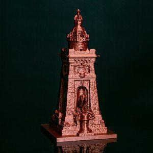 Kyffhäuserdenkmal 3D-Druck