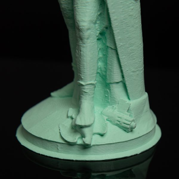 ZK-MEDIEN ‣ Arminius Statue 3D-Druck Detail