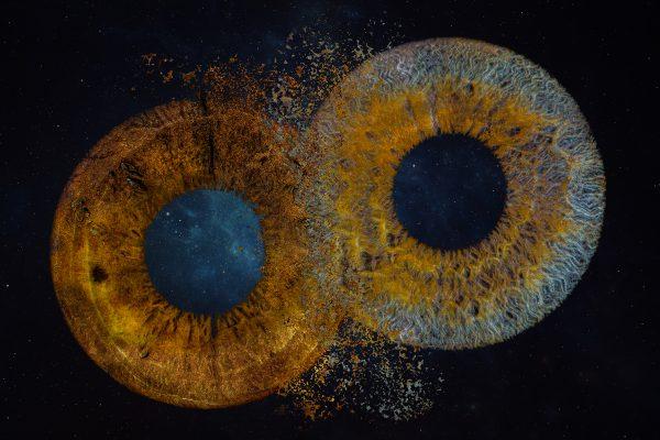 Irisfotografie Gutschein für 2 Personen