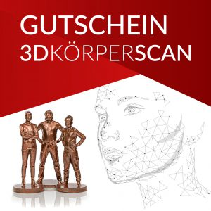 Gutschein 3D Körperscan