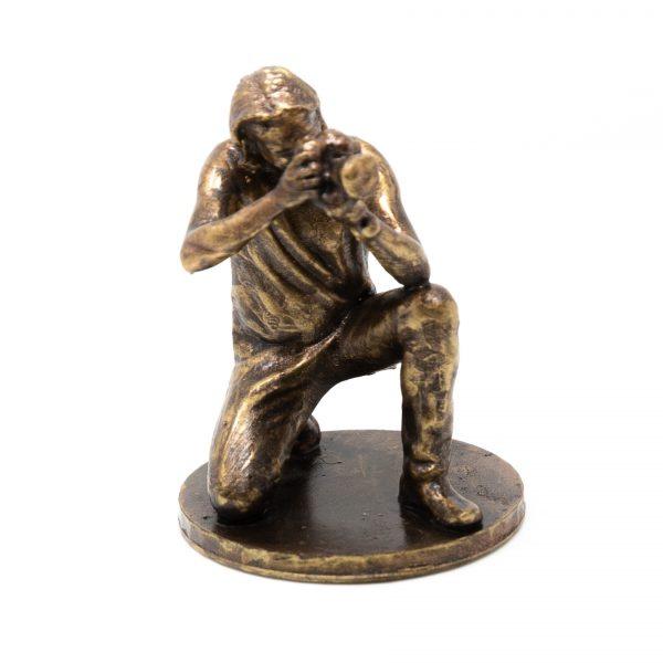 Bronzestatue 3D-Druck