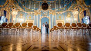 ZK-MEDIEN ‣ Hochzeitsbilder Blauer Saal