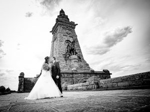 ZK-MEDIEN ‣ Hochzeitsbild Kyffhäuser