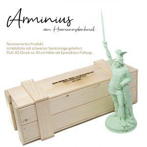 Arminius vom Hermannsdenkmal