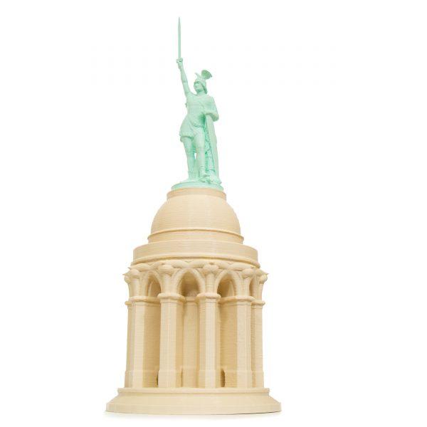 ZK-MEDIEN ‣ Arminius Statue detail
