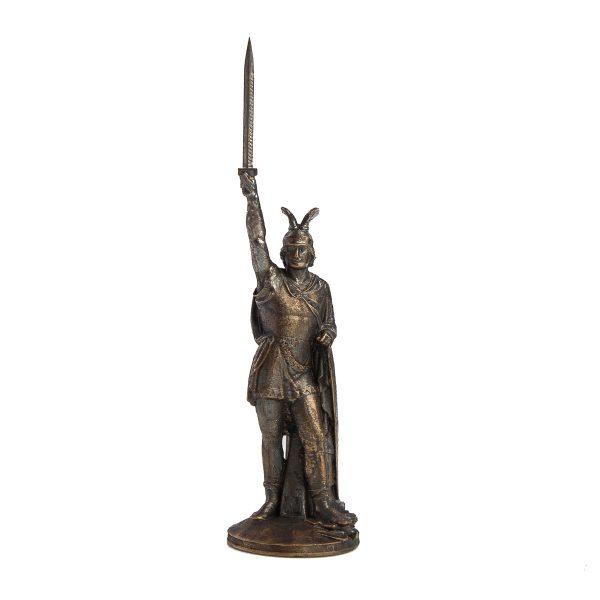 ZK-MEDIEN ‣ Hermann Arminius Statue Bronze
