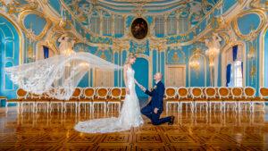 ZKMEDIEN ‣ Hochzeit im Blauen Saal